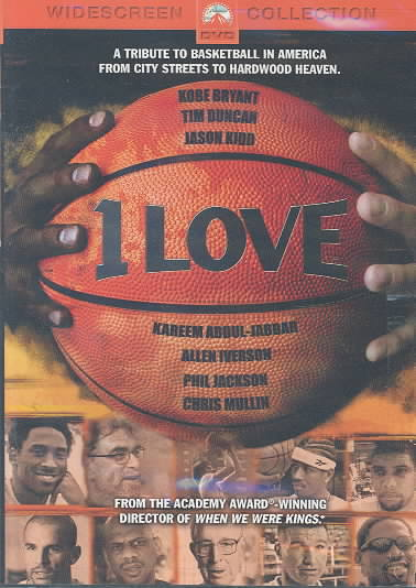 1 LOVE BY BRYANT,K/IVERSON,A (DVD)